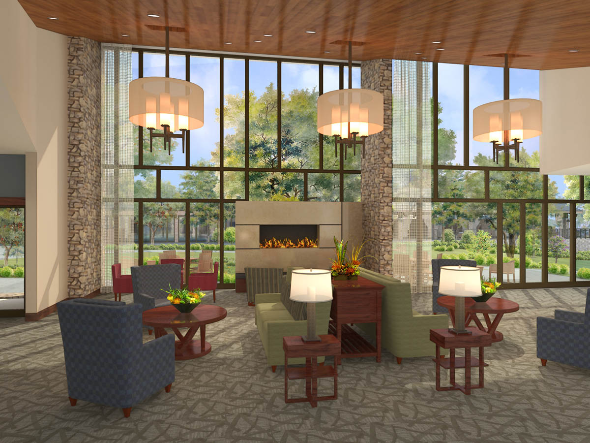 The Pinnacle at Eden Hill Continuing Care Retirement Community | JE