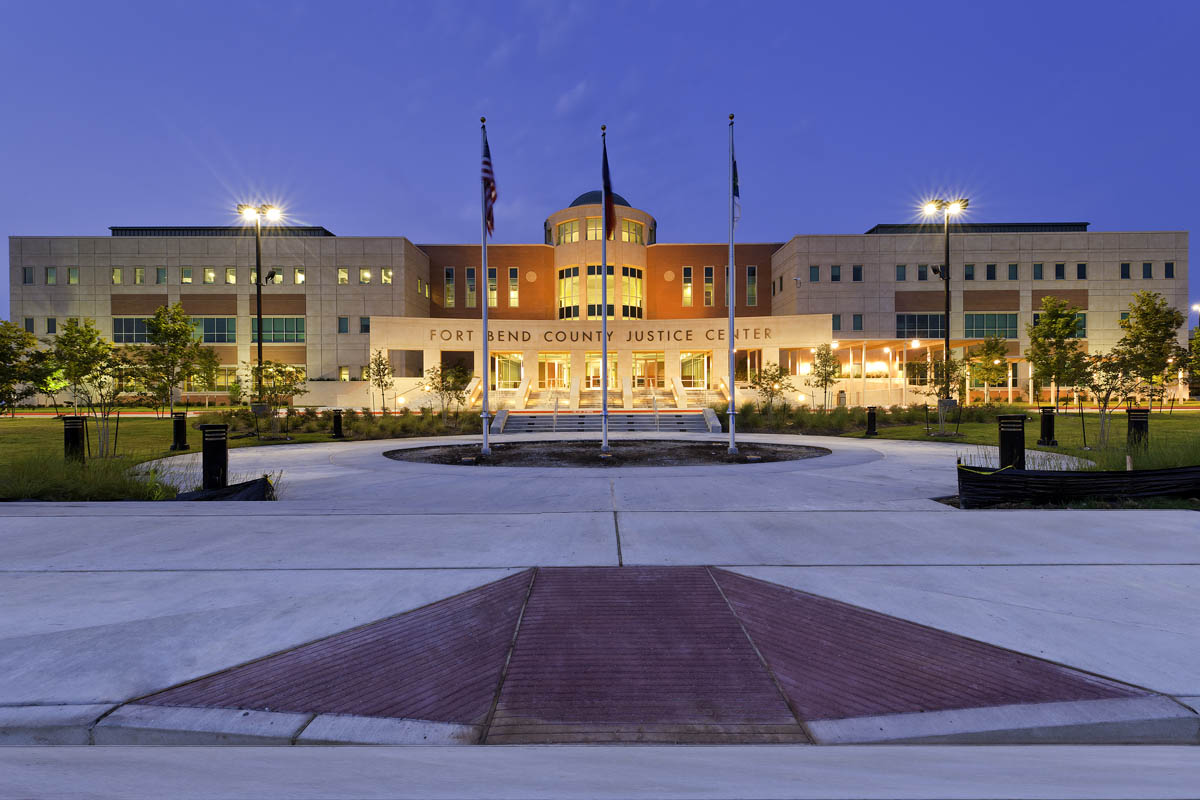 Fort Bend Justice Center | JE Dunn Construction