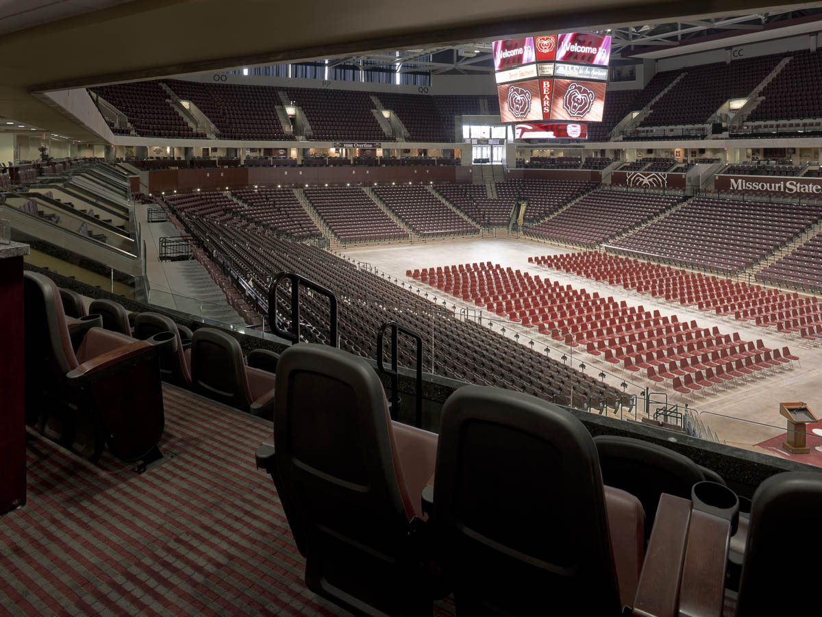 Jqh Arena Je Dunn Construction
