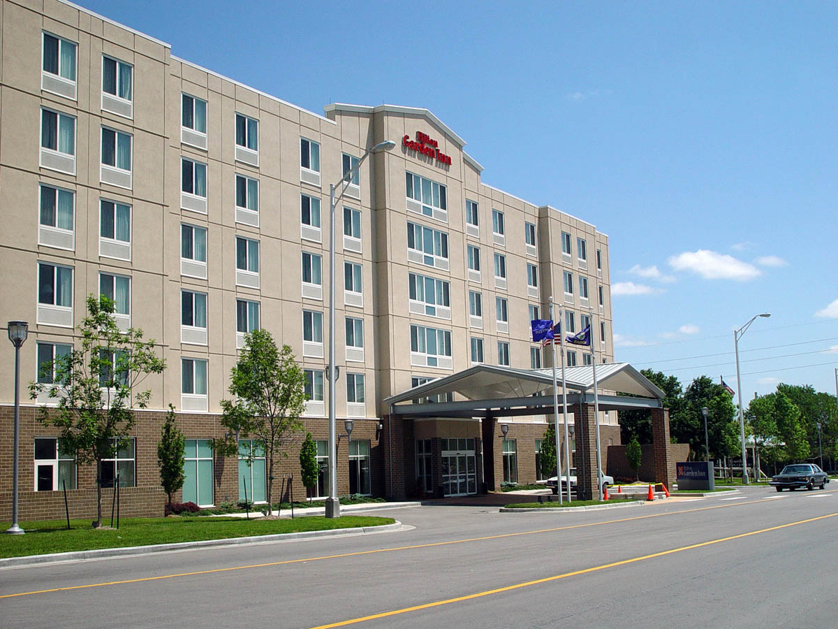 Kansas City Kansas Hilton Garden Inn Reardon Civic Center