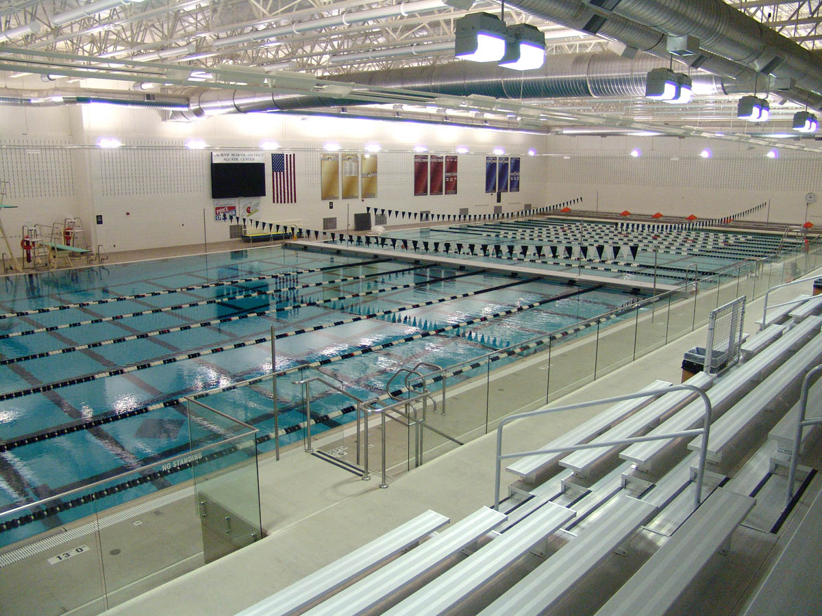 Lee 39 S Summit R7 School District Swim Dive Facility Je Dunn Construction