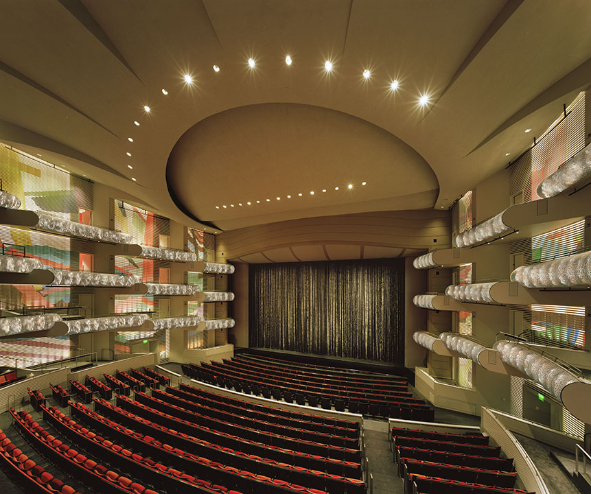Performing Arts: Kauffman Center For The Performing Arts