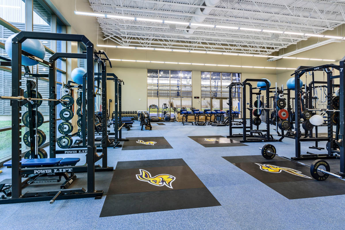 South Dakota State University Sanford Jackrabbit Athletic