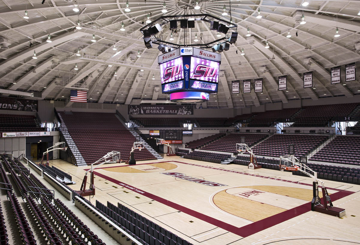 Siu Arena Renovation