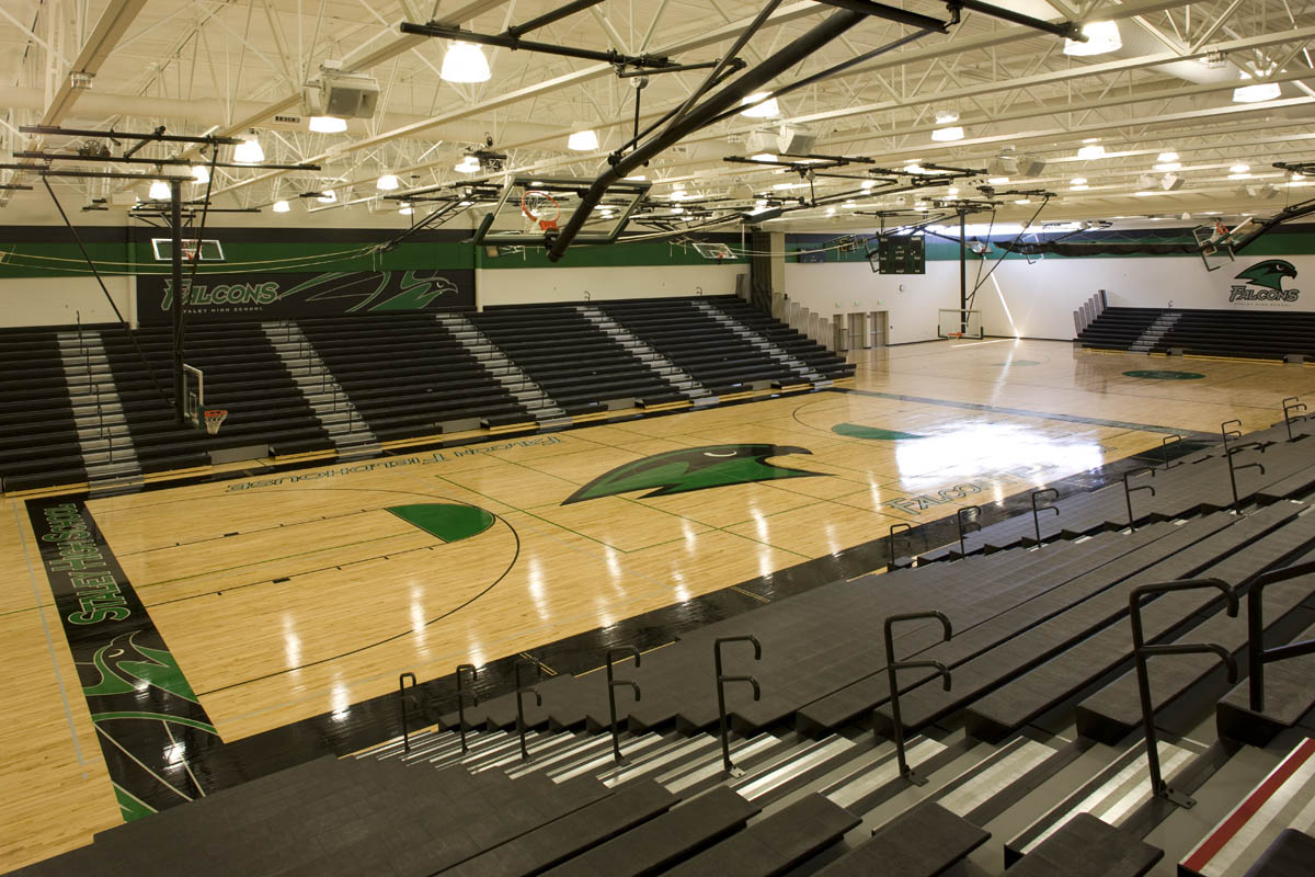 Staley High School And District Athletic Complex Je Dunn
