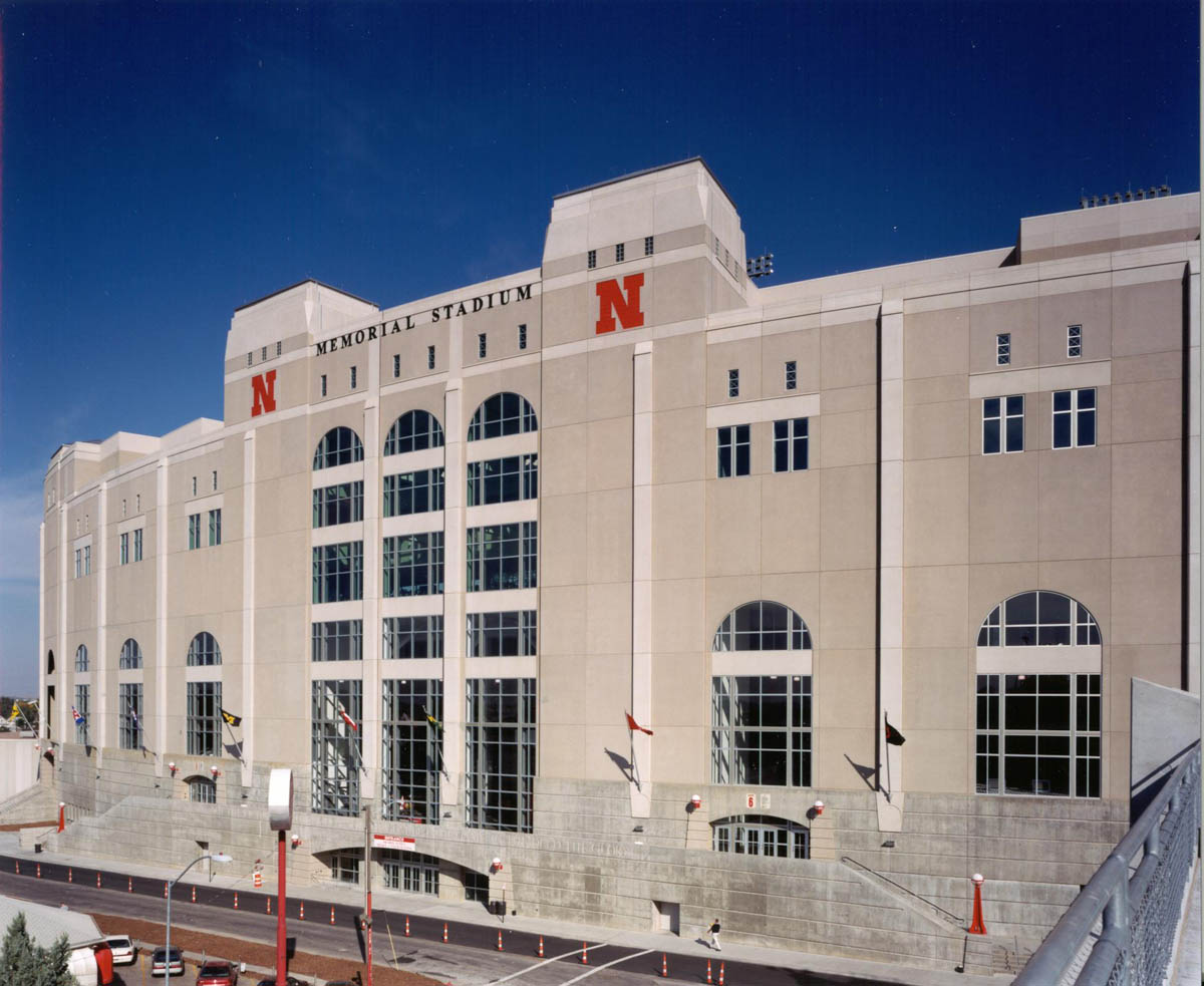 University Of Nebraska Memorial Stadium Renovation And