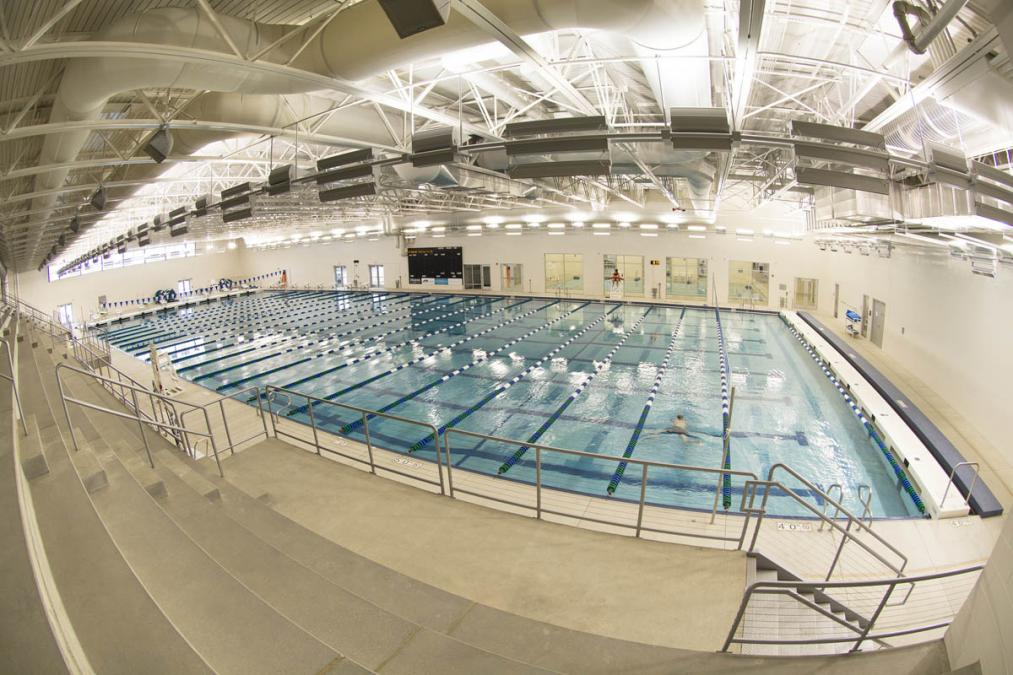 Williston area recreation center je dunn construction - University of chicago swimming pool ...