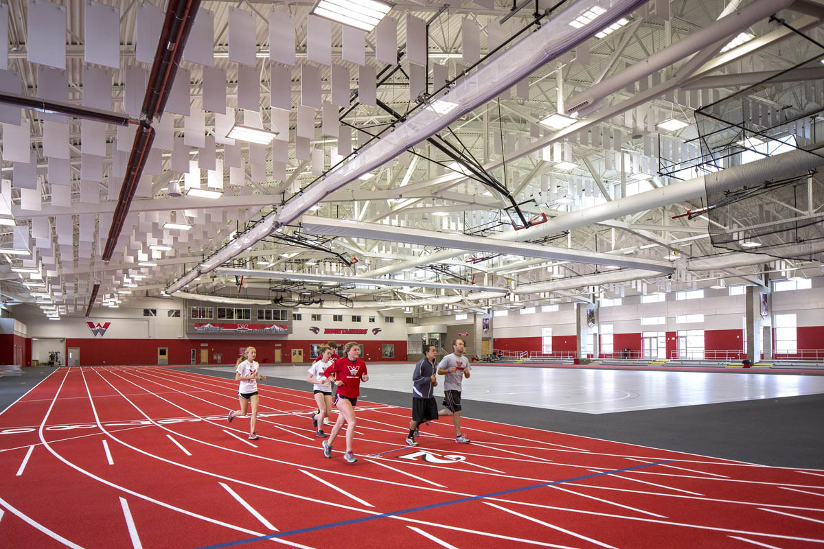 building a field house Peterson field house timken physical education building montgomery field mount union stadium whitehill tennis courts office campus security fred j haupt president's house gartner welcome center keener house physical plant van den eynden housing apartment-style clutter manor.