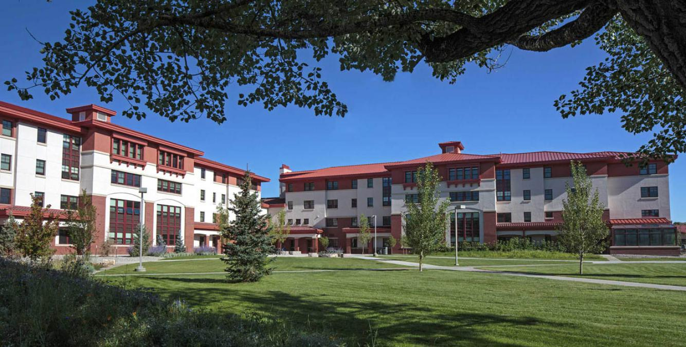 Western State Colorado University Student Apartments Je