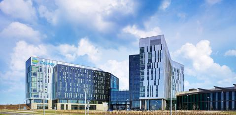 Cerner Innovations Campus Phases I and II