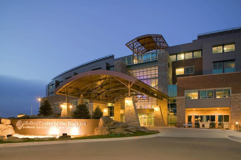 Medical Center Of The Rockies logo